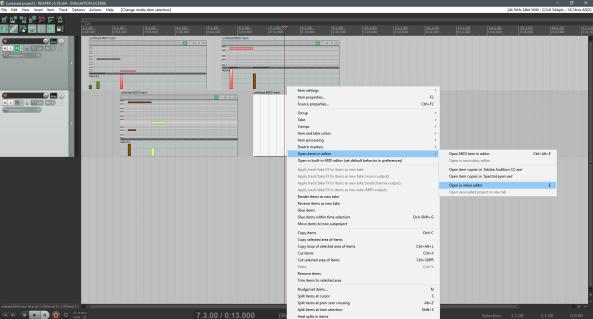 MIDI_Key Editor en Pantalla Principal